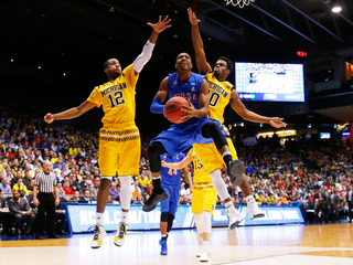 Tulsa loses to Michigan in First Four, 67-62