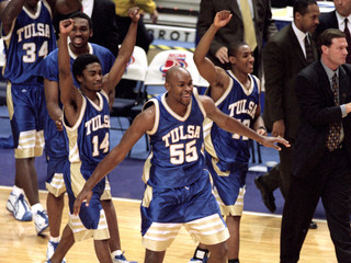 Remember Tulsa's run to the Elite Eight in 2000?
