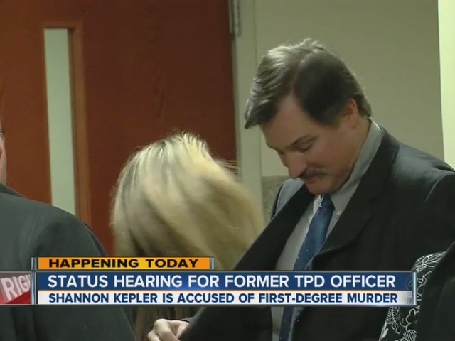 Ex-officer, Shannon Kepler, who fatally shot daughter's boyfriend due in…