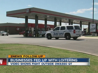QuikTrip fight leads to crackdown on loitering