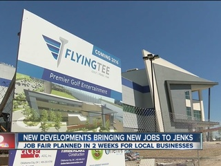 New development brings new jobs to Jenks area