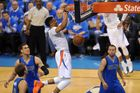 Thunder eliminate Mavs in Game 5, 118-104