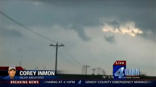 LIVE: Severe weather sweeps through OKC