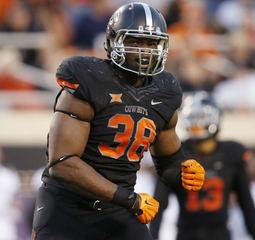 Browns draft OSU's Ogbah #32 overall
