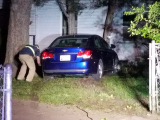 TPD: Suspected DUI driver arrested after chase