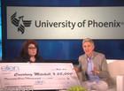 Ellen surprises McAlester mom with $25K check