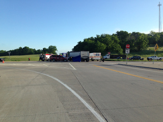 OHP: Motorcyclist killed in wreck on HWY 412