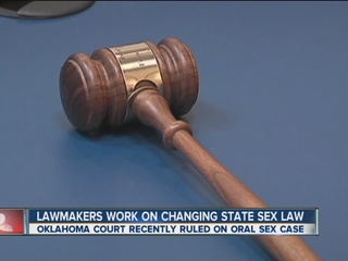Bill unveiled after OK court's sodomy ruling