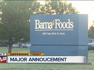 Bama Co. announces $33M expansion w/ McDonald's