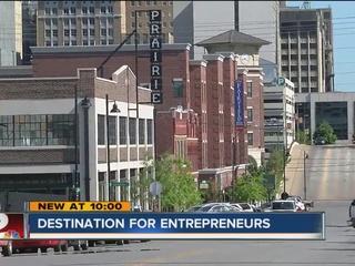 Entrepreneurial minds help Tulsa blossom