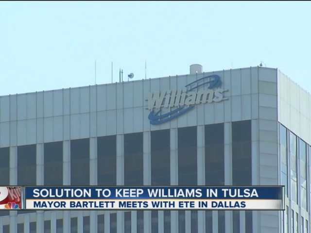 Solution To Keep Williams In Tulsa