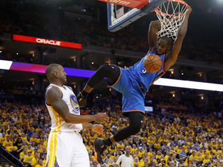 Thunder rally to win Game 1, 108-102