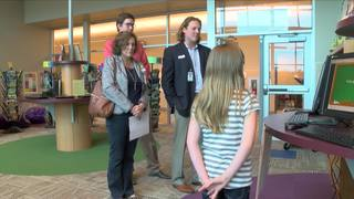 4th grade Jenks students help solve world issues