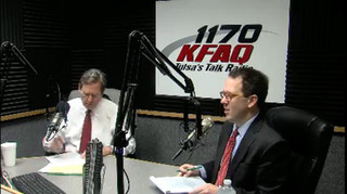 VIDEO: Bartlett, Bynum debate on 1170 KFAQ
