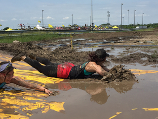 Gallery: Mud Factor 5K at Tulsa Raceway Park