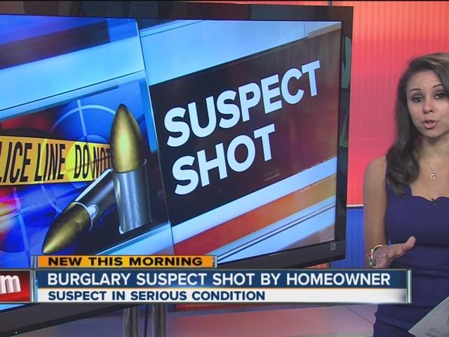 TPD: Woman shoots home invasion suspect