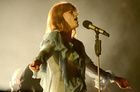 TX teen gets surprise visit from Florence Welch