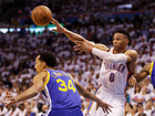 THUNDER UP! OKC beats Golden State, 118-94