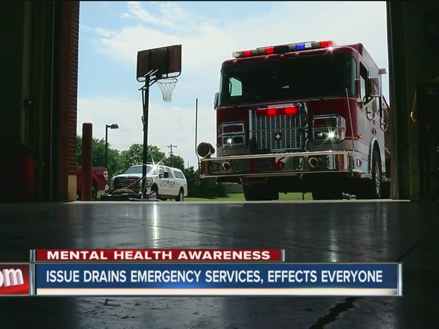 Issue Drains Emergency Services, Effects Everyone