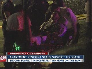 TPD: 1 dead, 1 in custody after apt break-in