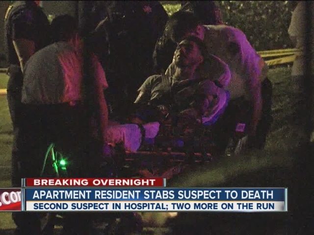One suspect dead in suspected home invasion: TPD