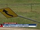 Bristow cleanup starts in tornado damaged areas