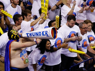 Thunder fall to Golden State 120-111