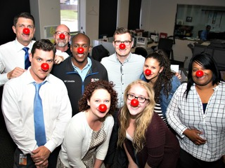 Red Nose Day - May 26, 2016