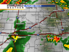 Where's the weather? Radar tracks today's storms