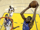Kevin Durant heads to Golden State Warriors
