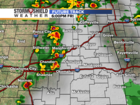 TIMELINE of rain, potential storms in state