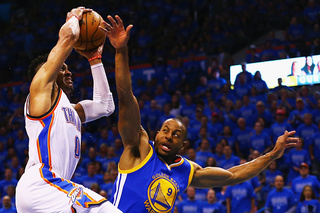 Thunder lose to GS 108-101 in Game 6
