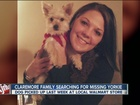 Claremore family searches for missing Yorkie