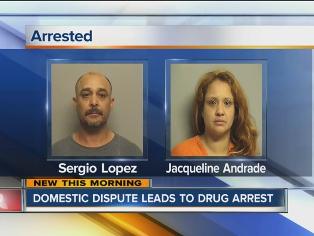 Domestic dispute leads to drug arrests in Tulsa