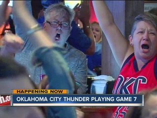 Tulsa businesses get boost from Thunder