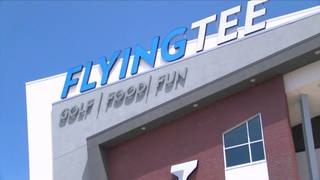 Flying Tee preparing for record grand opening