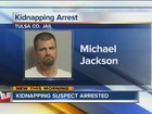 Kidnapping suspect arrested, says Tulsa police