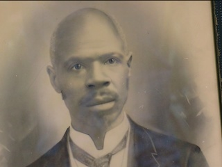 Man honored at anniversary of Tulsa race riots