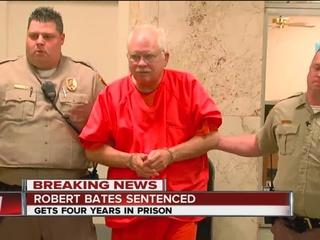 Robert Bates sentenced to 4 years in prison