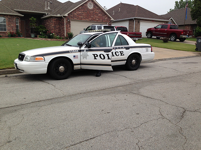TPD: Man breaks into home, passes out in closet