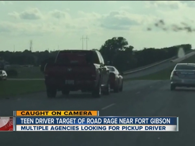 Teen Driver Target Of Road Rage