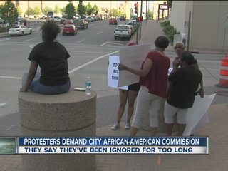 Group to hold 4th peaceful protest at City Hall