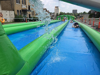 PHOTOS: Slide the City returns to Tulsa