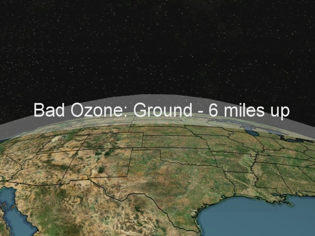 So.. why is Ozone so bad for my health?