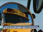 Broken Arrow Schools to reduce transportation