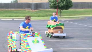 Students to compete in electric car races in KC