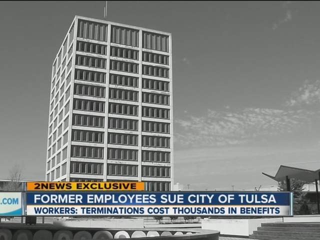 Former Employees Sue City Of Tulsa