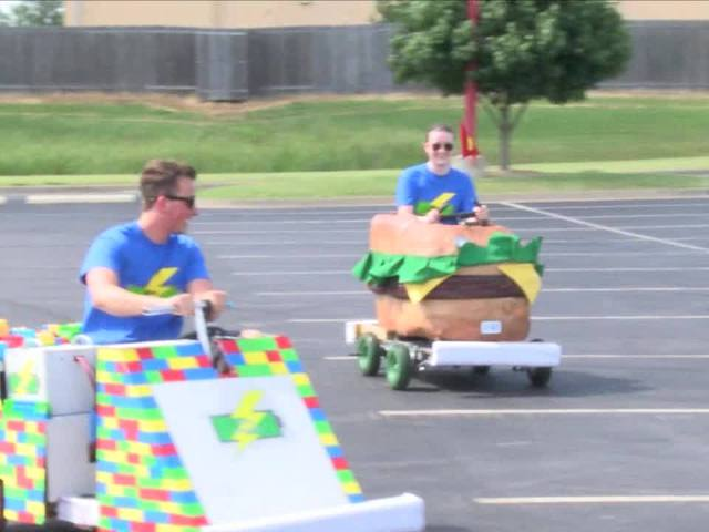 Students to compete in 2016 Maker Fair in Kansas City
