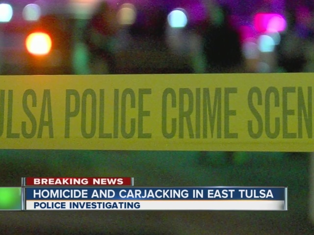 Man killed during Tulsa crime spree identified