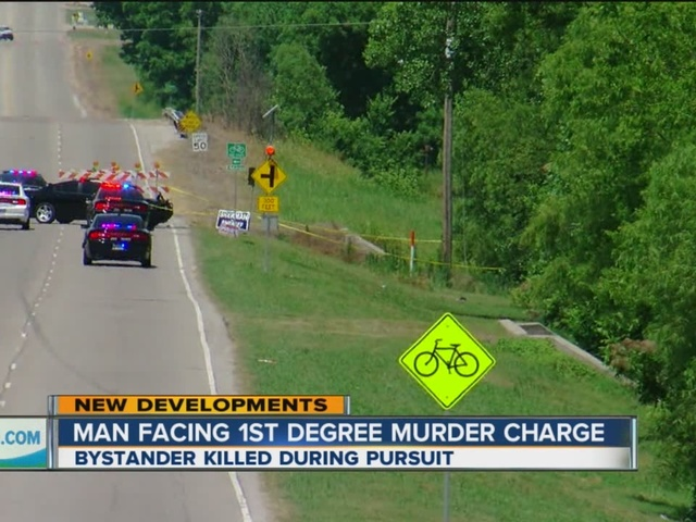 Man Faces 1st Degree Murder Charge